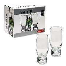 Aguatic <b>Набор стаканов</b> 270 мл 6 шт/<b>8</b> купить в Махачкале | Цена ...