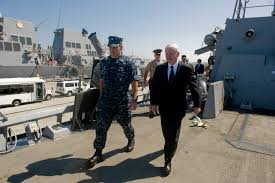 u s department of defense photo essay u s defense secretary robert m gates tours the uss higgins navy commander rome ruiz