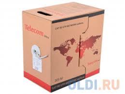 <b>Кабель Telecom</b> Ultra Base (TUS 44048) UTP кат.5е — купить по ...