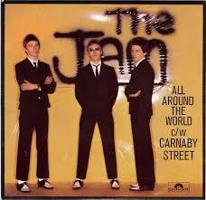 The <b>Jam</b> – <b>All</b> Around the World Lyrics | Genius Lyrics