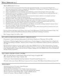 resume for school administrator sample resume templates resume for school administrator sample resume templates professional cv format