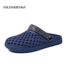 <b>2017</b> Fashion <b>Summer Men</b> slippers <b>Breathable</b> beach sandals ...