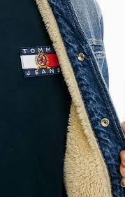 <b>Куртка</b> Tommy Jeans Dm0Dm05766 911 Park Light Bl Rig, Верхняя ...