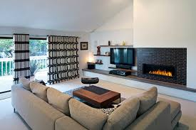 sliding door curtains living room modern with beige sectional black and image by elena calabrese design decor beige sectional living room
