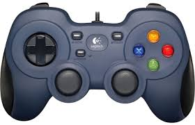 Купить <b>Logitech Gamepad F310 blue</b> в Москве: цена игрового ...