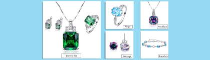 JQUEEN <b>925 Silver Jewelry</b> Store - Small Orders Online Store, Hot ...