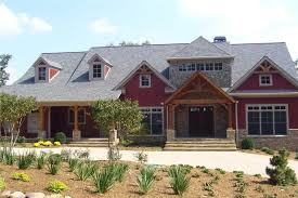 House Plan       Craftsman Home Design   Rustic Appeal   TPCHouse Plan