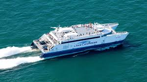 Lake Michigan <b>Fast</b> Ferry shortcut - Lake Express High <b>Speed</b> Ferry