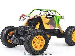 Купить Р/У <b>краулер Double Eagle</b> (кузов багги) 4WD 1:18 ...