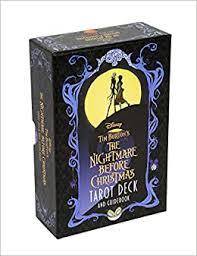 The Nightmare Before Christmas Tarot Deck and ... - Amazon.com