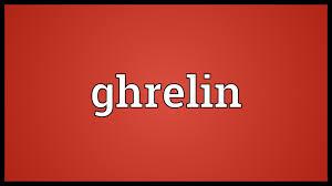 Hasil gambar untuk photos of Ghrelin