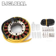 <b>Motorcycle Scooter Magneto Stator</b> Coil <b>Generator</b> For VT700C ...