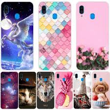 Case on Huawei P Smart Case Silicone <b>Soft TPU Coque Huawei</b> P ...