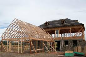 Amy  amp  Jordan Lentz    s House of Stone and Straw  Building a Stone    Timber frame construction library