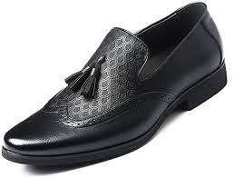 S.Y.M <b>Mens</b> Fashion Oxford Casual Personality Texture <b>Pointed Toe</b> ...
