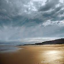 Image result for stormy beach