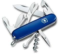 Швейцарский нож <b>Victorinox Climber 1.3703</b>.<b>2</b> синий