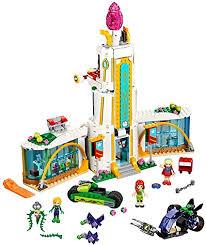 LEGO DC Super Hero Girls Super Hero High School ... - Amazon.com