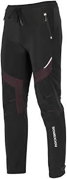 ROCKBROS <b>Winter Cycling</b> Pants <b>Warm</b> Ergonomics Men's ...