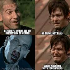 The Walking Dead - Dale Horvath and Shane Walsh | TWD Memes/Funny ... via Relatably.com