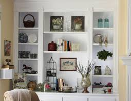For Floating Shelves In Living Room How To Decorate Floating Shelves In Living Room Living Room Ideas