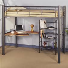 bunkbeds with desk full size loft bed with desk loft bed with full size childrens bunk bed desk full