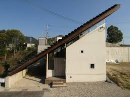 small house with a river view in japan office design layout interior office design adequate storage space