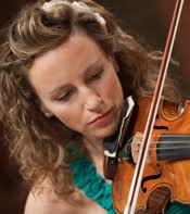 "Camerata Pacifica's principal violinist, Catherine Leonard, occupant of the ""Bob Christensen Chair in Violin,"" will leave the ensemble at the end of the ... - 020413-Leonard-175"