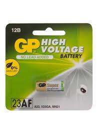 Батарейка высоковольтная <b>GP Super</b> Alkaline 23A (MN21), 1 шт ...
