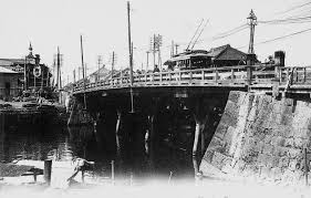 「1911年 - 東京の日本橋が石橋に改築され開通式」の画像検索結果