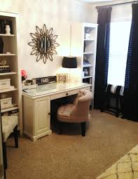 collect idea fashionable office design divine happy chic workspace home office details ideas