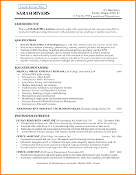 resume medical office assistant inventory count sheet resume medical office assistant objective for resume in
