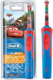Купить Электрическая <b>зубная щетка Oral-B Stages</b> Power Тачки ...