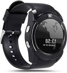 Frittle <b>V8 Bluetooth</b> 4G <b>Touch Screen</b> Smart Watch Phones with ...