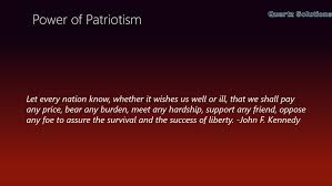 Famous Patriotic Quotes. QuotesGram via Relatably.com