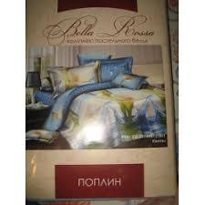 """Отзывы о <b>Комплект постельного белья Bella</b> Rossa """"Поплин"""""""