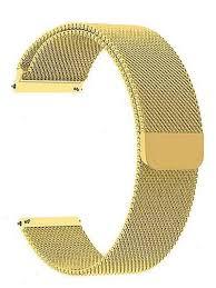 <b>Аксессуар Универсальный ремешок</b> 22mm Capella Gold DS GM ...