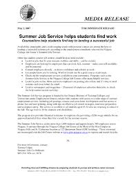 summer job resume college student sample college resume  best