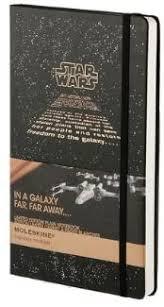 Moleskine Star Wars Limited Edition Notebook, Large ... - Amazon.com