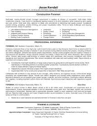 electrical foreman resume objective job resume samples electrical foreman resume objective