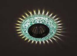 <b>Встраиваемый светильник ЭРА DK</b> LD4 BL/WH купить в ...