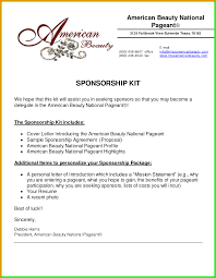 event sponsorship proposal nypd resume related for 9 event sponsorship proposal