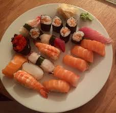 Home delivery of Mixed Nigiri (<b>10 pcs</b>) <b>Sushi</b> Nigiri (2 pcs) and ...