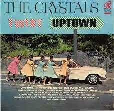 Rumble Records The <b>Crystals</b> - <b>Twist Uptown</b> - STRANGER THAN ...