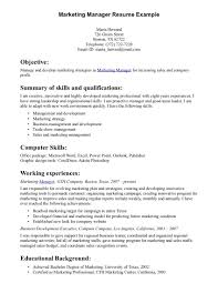 sample resume for business development manager   wikil what can    nursing resume objective example builderresume  business development manager