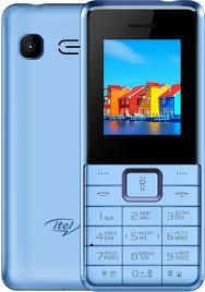 Купить Мобильный <b>телефон Itel IT5606</b> City Blue по выгодной ...