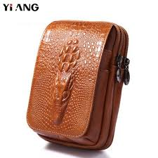 Find More Waist Packs Information about <b>YIANG</b> Classic <b>Leather</b> ...