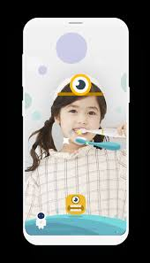 <b>Brush</b> Monster, the first Augmented Reality <b>toothbrush</b> for kids