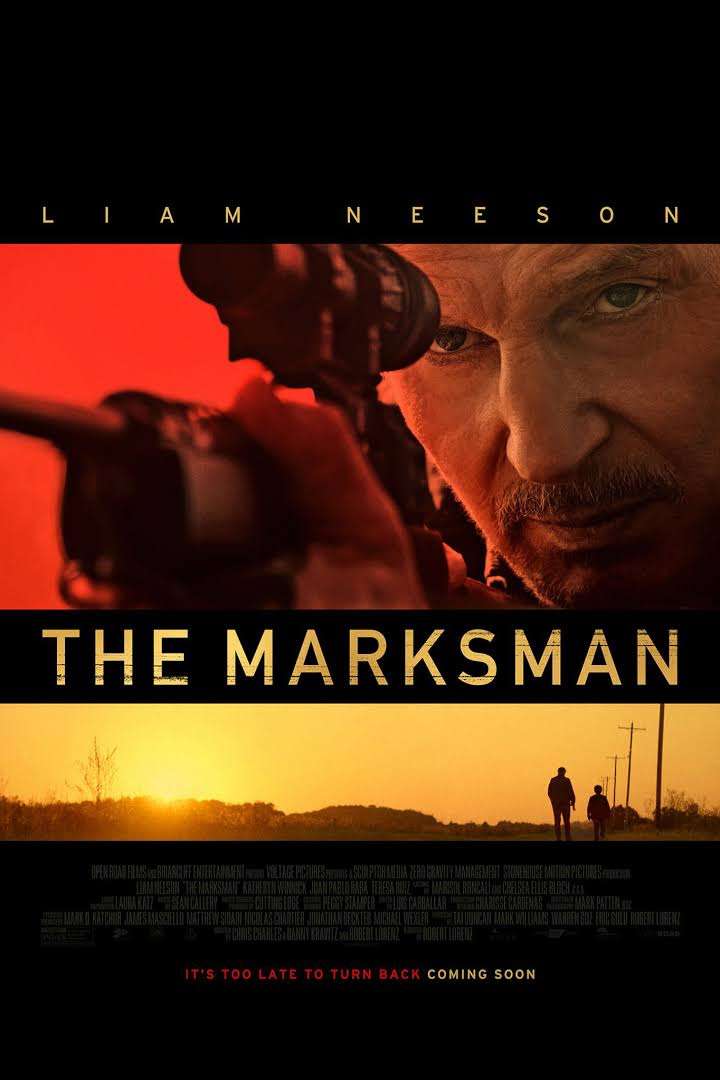 Image result for the marksman