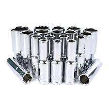 <b>8pcs</b> Universal <b>Socket Adapter</b> Bits Set Extension Hex Drill Nut ...